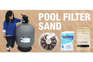 sand pool filter