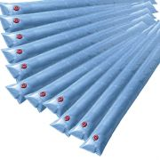 NEW 1/' x 10/' Pool Cover Winter Water Tubes 5 PACK 20 GAUGE