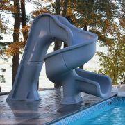 Inground Pool Slides Pool Supplies Superstore