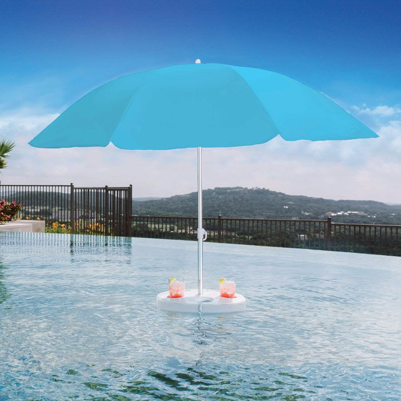 Shade Science PB-15000-BLU Pool Buoy Floating Umbrella