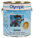 Zeron Pool Paint